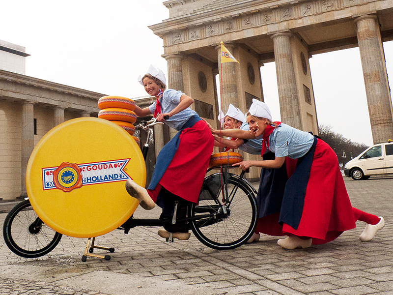 Promotion Bakfiets