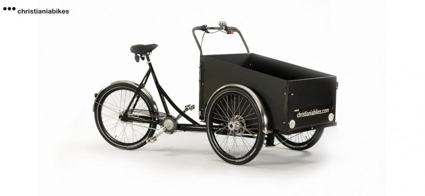 Trike Light Alurahmen