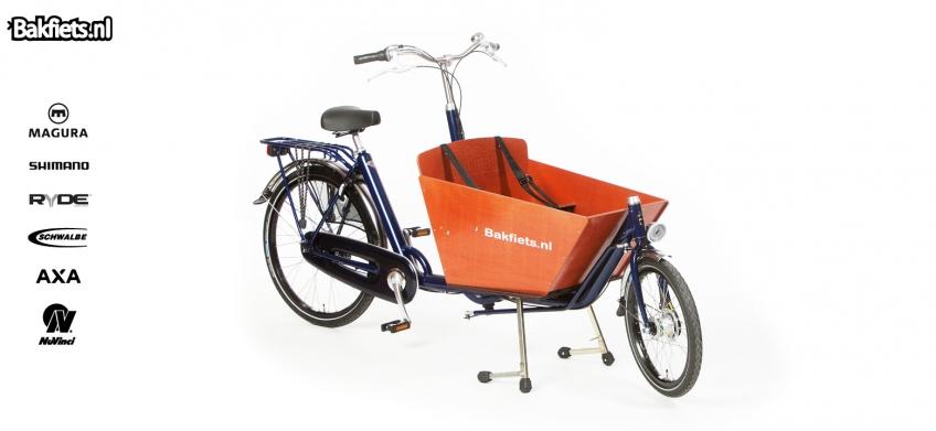 Cargobike Kurz