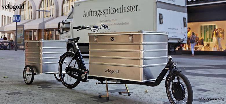E-Cargobike XL