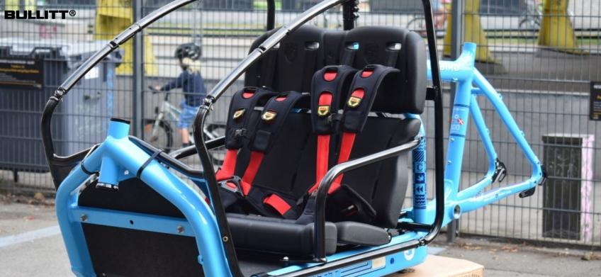 BULLITT® Twin Seat