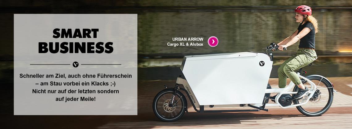 Urban Arrow Cargo XL