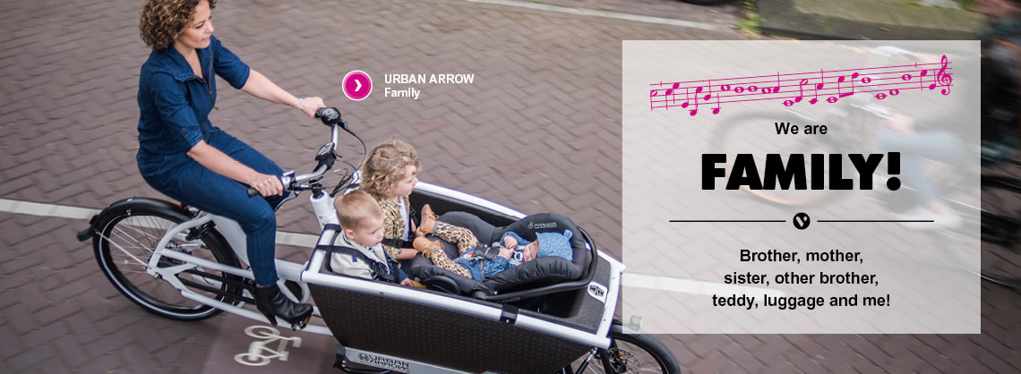 Urban Arrow Family Bosch